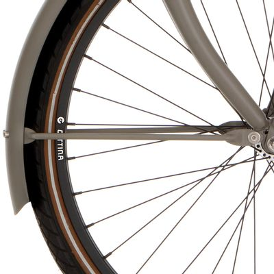 Cortina v spatb stang 24 U4 quarz grey matt