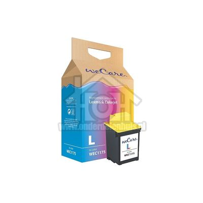 Wecare Inktcartridge No. 20 Color 3 x 10 ml P122 Photo Jetprinter WEC1175