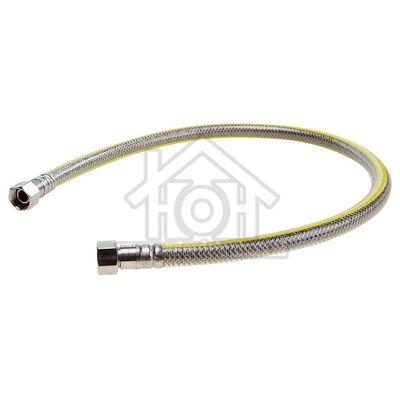 Raminex Gasslang RVS flexibel voor alle apparaten Superflex 150 cm met gastec keurmerk 730004