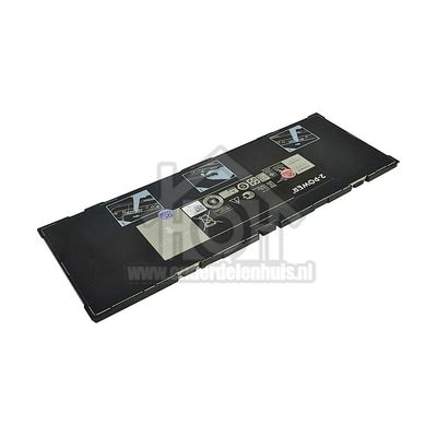 2-Power Accu Accu 7.4V 4300mAh Dell Venue 11 Pro (5130) CBP3560A