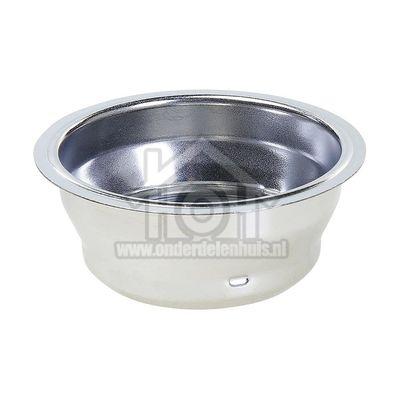 Smeg Pad Koffie padhouder 2 kops ECF01BL, ECF01BL, ECF01CR 063410901
