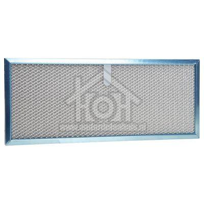 Novy Filter Metalen Vetfilter, Lip Lange Zijde D616, D618, D7093 5638020 609014