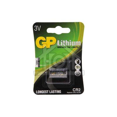 Foto van GP Batterij Foto batterij DLCR2 3V Lithium 070CR2D1