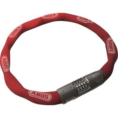 Abus kettingslot code 8808C/85 russet red