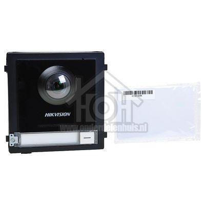 Foto van Hikvision Intercom IP Video Intercom Module Door Station 2MP, 180 graden fisheye, IR