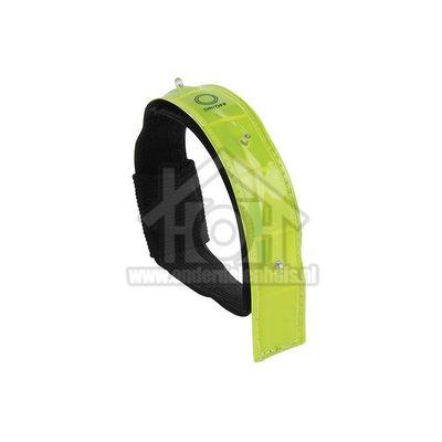 Tijdelijk artikel Band Fluor armband Met led 006342