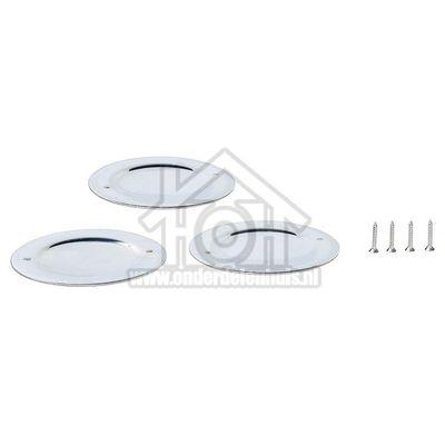 Dometic Branderdeksel Branderdeksel incl. schroeven, 3 stuks CE06, CE99-DF 407144152