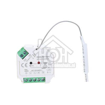 Foto van Icasa Switch AC Switch Zigbee ICZB-IW11SW