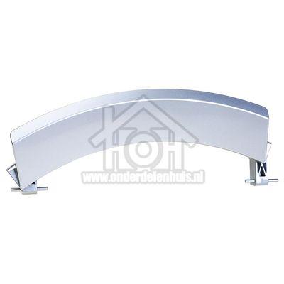 Bosch Deurgreep Gebogen, zilver WA16S792NL, WAS28391NL 00751786