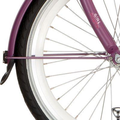 Alpina spatb stang set 20 GP vivid purple matt