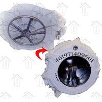 Whirlpool Trommel Compleet, kuip + trommel AWOD7305, WAKD6414EX 480111101558