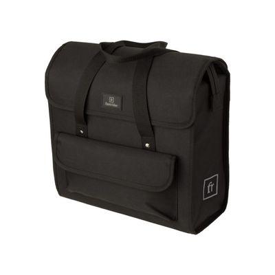 Fastrider shopper de luxe zwart 23L