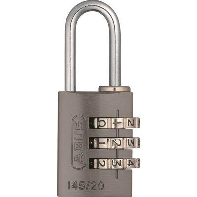 Abus hangslot code 145/20 titanium