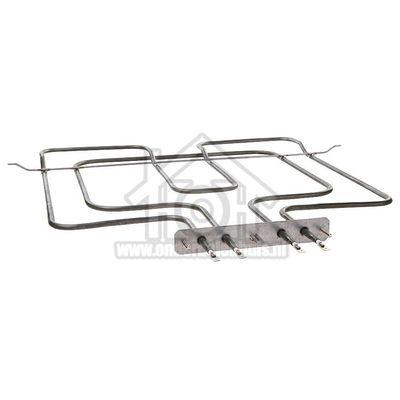 Whirlpool Verwarmingselement 900W + 1600W, Boven AKP102WH, BSN5900IN 481225998466