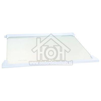 Beko Glasplaat Glasplaat koelkast CS240, DS250, RBI1400 4617920500