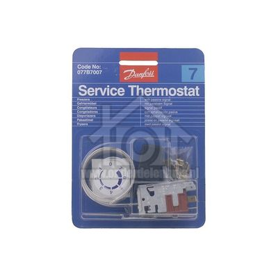 Danfoss Thermostaat nr.47 Danfoss pass. sign. diepvries 0002559