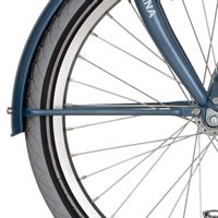 Alpina spatb stang set 20 Cargo vintage blue matt