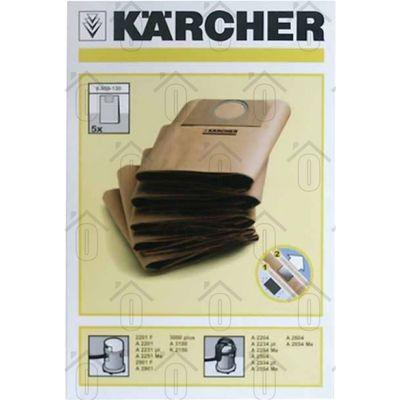 Foto van Karcher Stofzuigerzak in doos 2201,2901 A2251/2204,2231 69591300