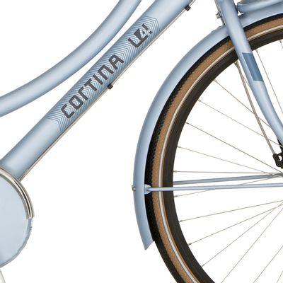 Cortina v spatb 28 U4 metaal blauw matt