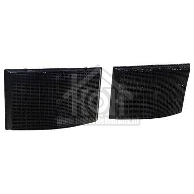 Whirlpool Filter Koolstoffilter 285x175x40mm AKR670WH, AKR970IX 484000008786