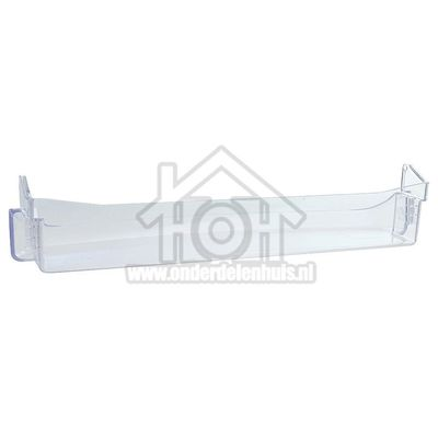 Whirlpool Botervak Transparant 440x100x60mm. ART865, ARG729, WTE3813 480132102018