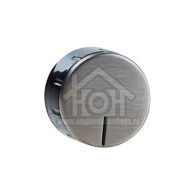Bosch Knop Gasknop, RVS/Zwart PCD655D, PCK755D 00613272