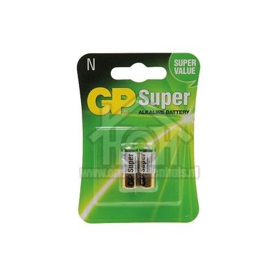 Foto van GP Batterij LR01 1,5V N Lady Super Alkaline 030910AC2