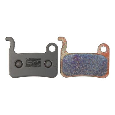 Foto van Contec Schijfremblokken Cbp-540 S, Gesinterd - Metaal Passend Voor Shimano Xtr Br-M975/M965/M966 -
