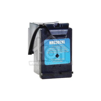 Easyfiks Inktcartridge No. 302XL Black Deskjet 1110, 2130, 3630 F6U68AE