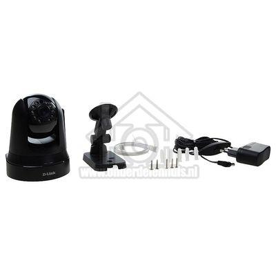 D-Link Camera Monitor 360 IP Camera Pan/Tilt met ingebouwde bewegingsdetectie DCS5010L