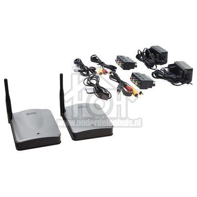 Marmitek Audio/Video Zenders Dr Draadloze Audio/Video zender GigaView 545 25008072
