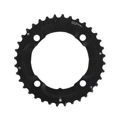 Shimano kettingblad Deore 10V 36T Y1RP98070 M617 zwart