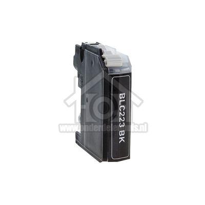 Easyfiks Inktcartridge LC-223 Black DCP-J4120DW, MFC-J4420DW, MFC-J4620DW LC223BK