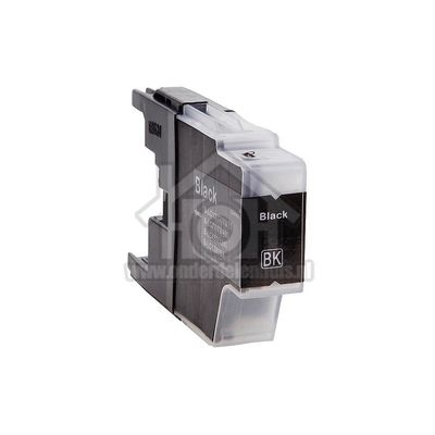 Easyfiks Inktcartridge LC1220, LC1240 Black DCPJ525W,DCPJ725DW,MFCJ430W LC1220BK