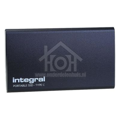Integral SSD Portable SSD 960GB USB Type-C 3.1 INSSD960GPORT3.1AC