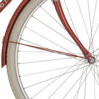 Cortina v spatb stang 28 Tweed rood