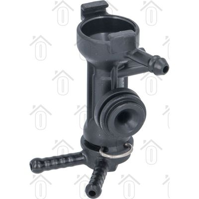 Saeco Terugslagventiel Lichaam voor ventiel P0049 SUP034, SUP032, SUP031 20000591