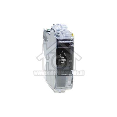 Easyfiks Inktcartridge LC-3213 Black DCP-J772DW, DCP-J774DW, MFC-J890DW, MFC-J895DW