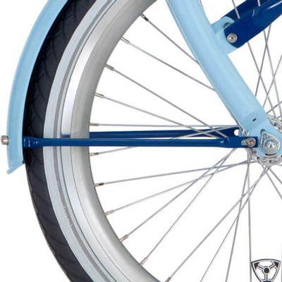 Alpina spatb stang set 22 Clubb denim blue