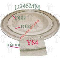 LG Glasplaat Draaiplateau MB3724, MS1944 3390W1A035D