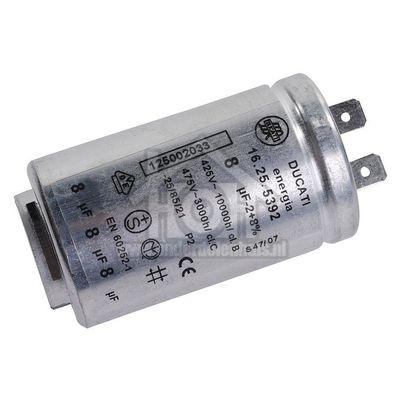 Zanussi Condensator 8uF TDE4224, LTH55400, TDS372 1250020334