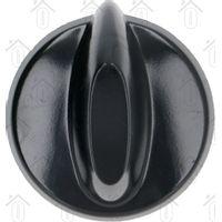 Whirlpool Knop Gasknop zwart AKM253, AKM260, AKM200 C00312690