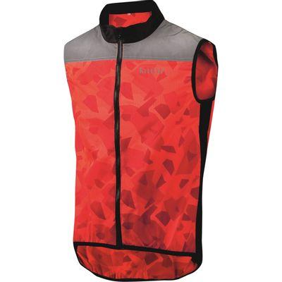 Raceviz Bodywear Rysy XL red