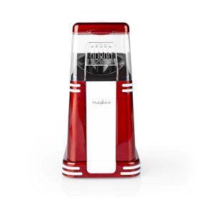 Nedis Popcornmachine | 60 g | 1200 W | 2 - 4 min | Rood/Wit FCPC100RD