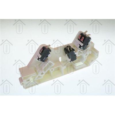 Samsung Schakelaar 3x Microswitch 2 om 4 om 6 contacten in houder CM1319, CM1629, CM1919