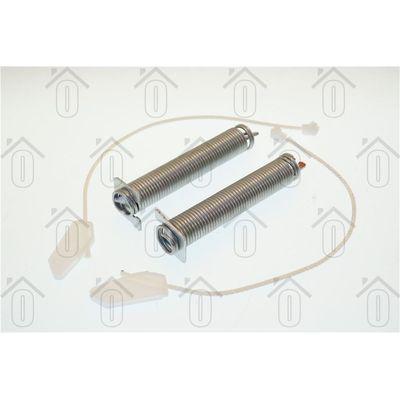 Bosch Reparatieset Deurbalans 2x veer, 2x touwtje SR64E002, SPV43E00 00754866