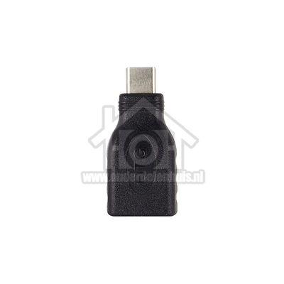 Ewent Adapter USB 3.1 Type-C naar USB 3.1 Type-A adapter USB 3.1 Gen1 tot 5Gbps EW9642