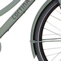 Cortina v spatb 28 U1/E-U1 jadeite