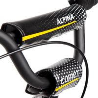Alpina padset 20 steel grey
