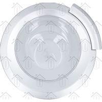 Bosch Vuldeur Complete deur, chroom WM14S7B1EU, WM14S490NL 00704288